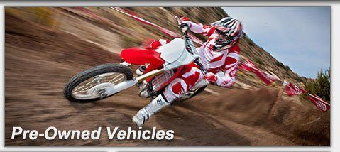 Check out our selection of pre-owned motorcycles, scooters and ATV�s